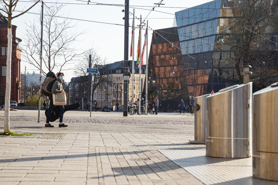 Freiburg im Corona Lockdown (3)