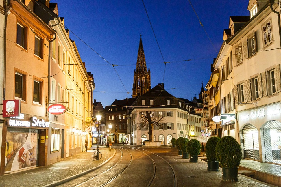 Freiburg im Corona Lockdown (55)