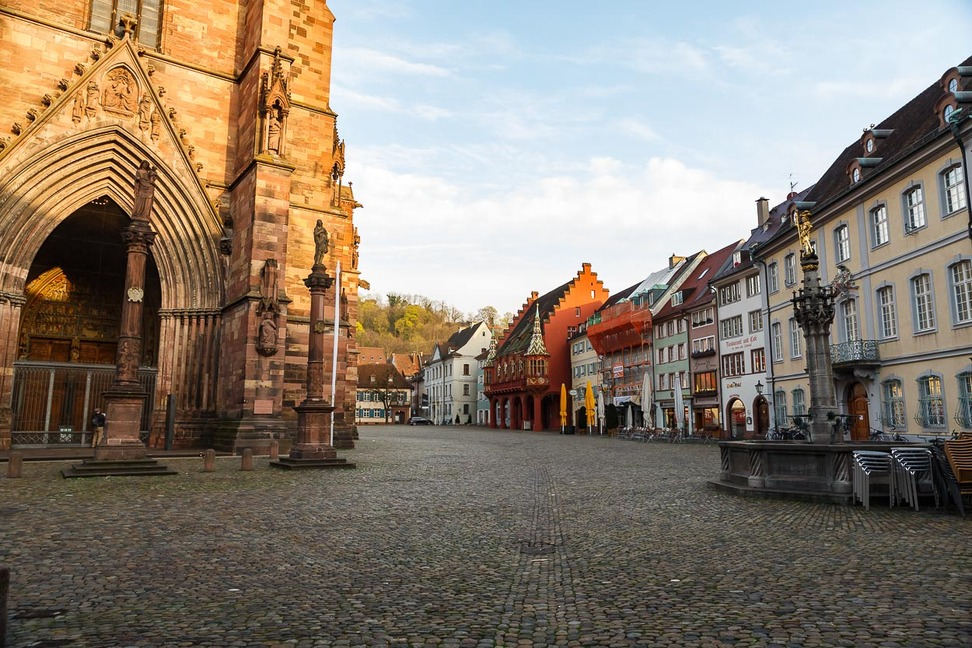 Freiburg im Corona Lockdown (11)