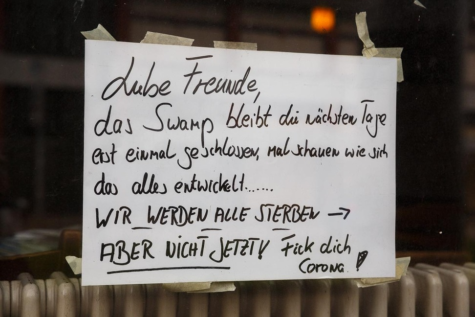 Freiburg im Corona Lockdown (46)