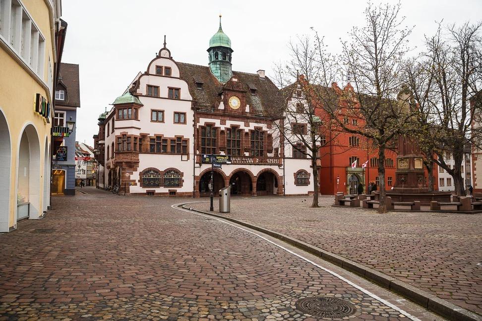Freiburg im Corona Lockdown (12)