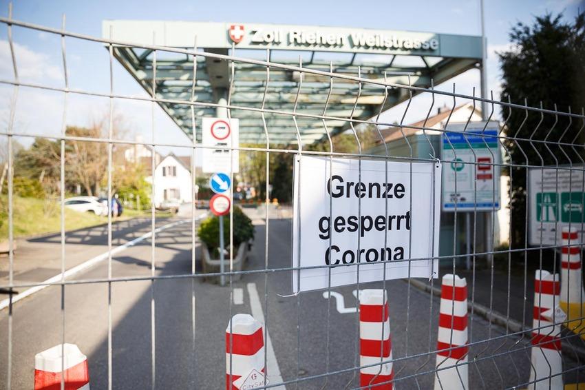 Corona | Geschlossene Grenzen in Europa