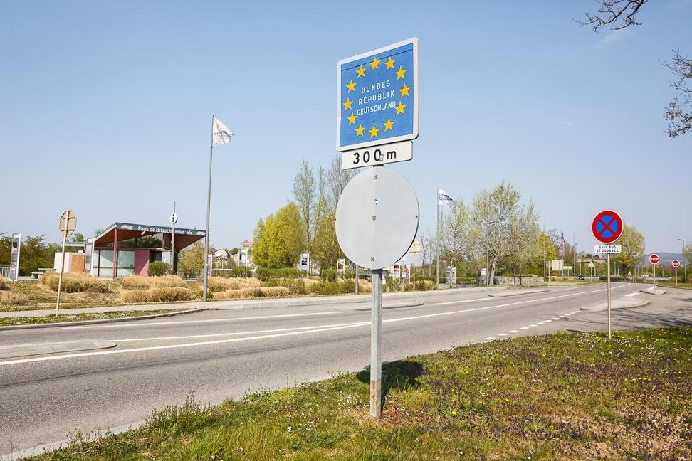 Corona | Geschlossene Grenzen in Europa (25)