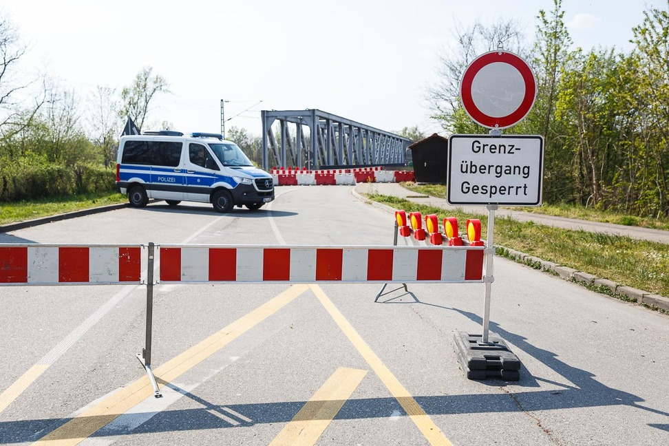 Corona | Geschlossene Grenzen in Europa (40)