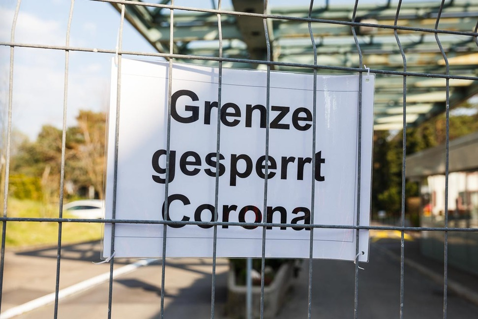 Corona | Geschlossene Grenzen in Europa (49)
