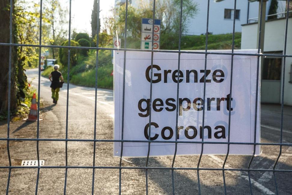 Corona | Geschlossene Grenzen in Europa (57)