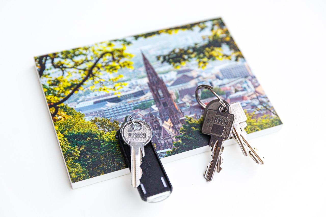 Magnet Schlüsselbrett Freiburg