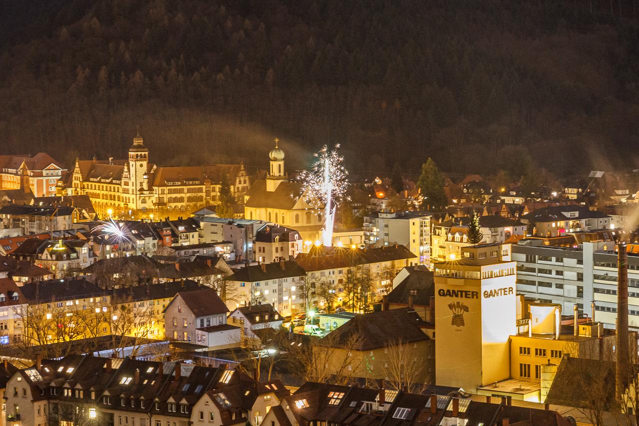 Corona Silvester in Freiburg (4)
