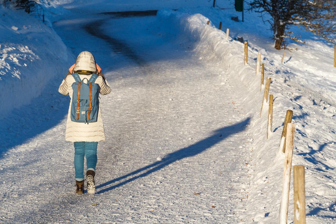 Wintermärchen im Schwarzwald